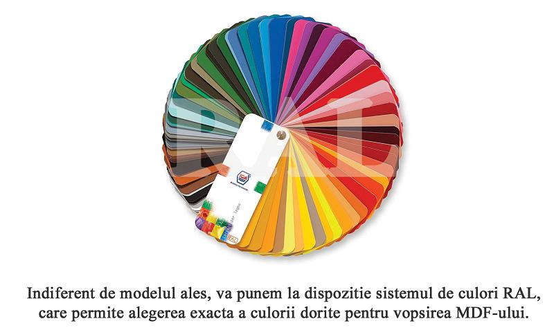 paletar culori fronturi mdf